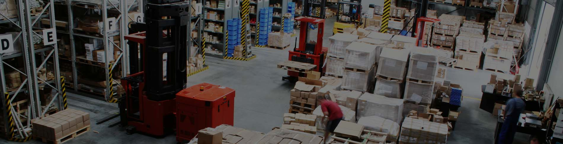 Warehouse Material Handling
